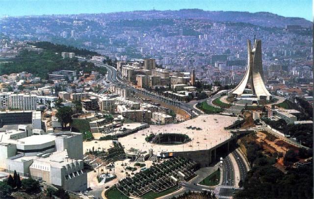 Algeria Richest African Countries 2016