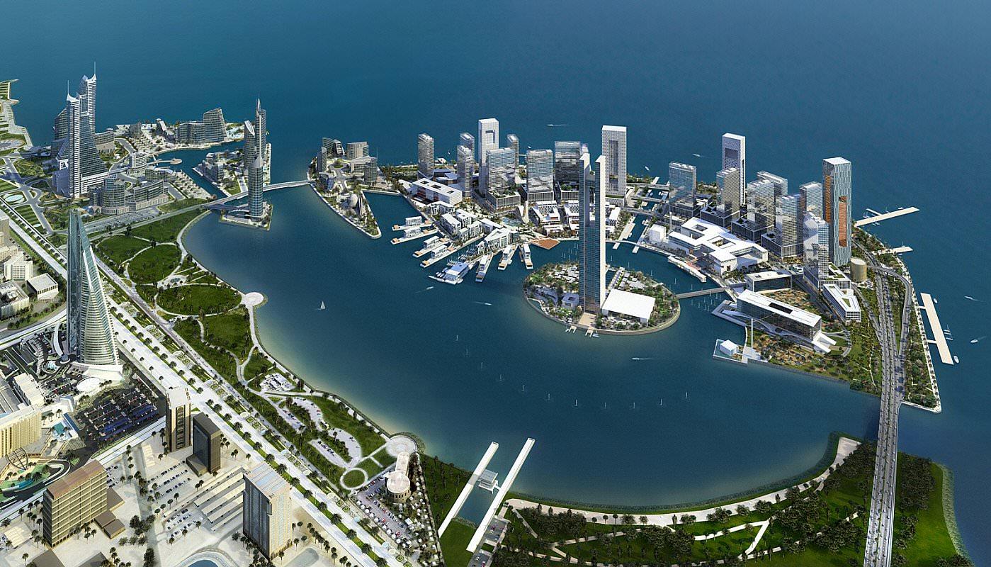 Bahrain Richest Arab Countries 2017