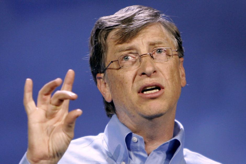 Bill Gates Richest Entrepreneurs 2018