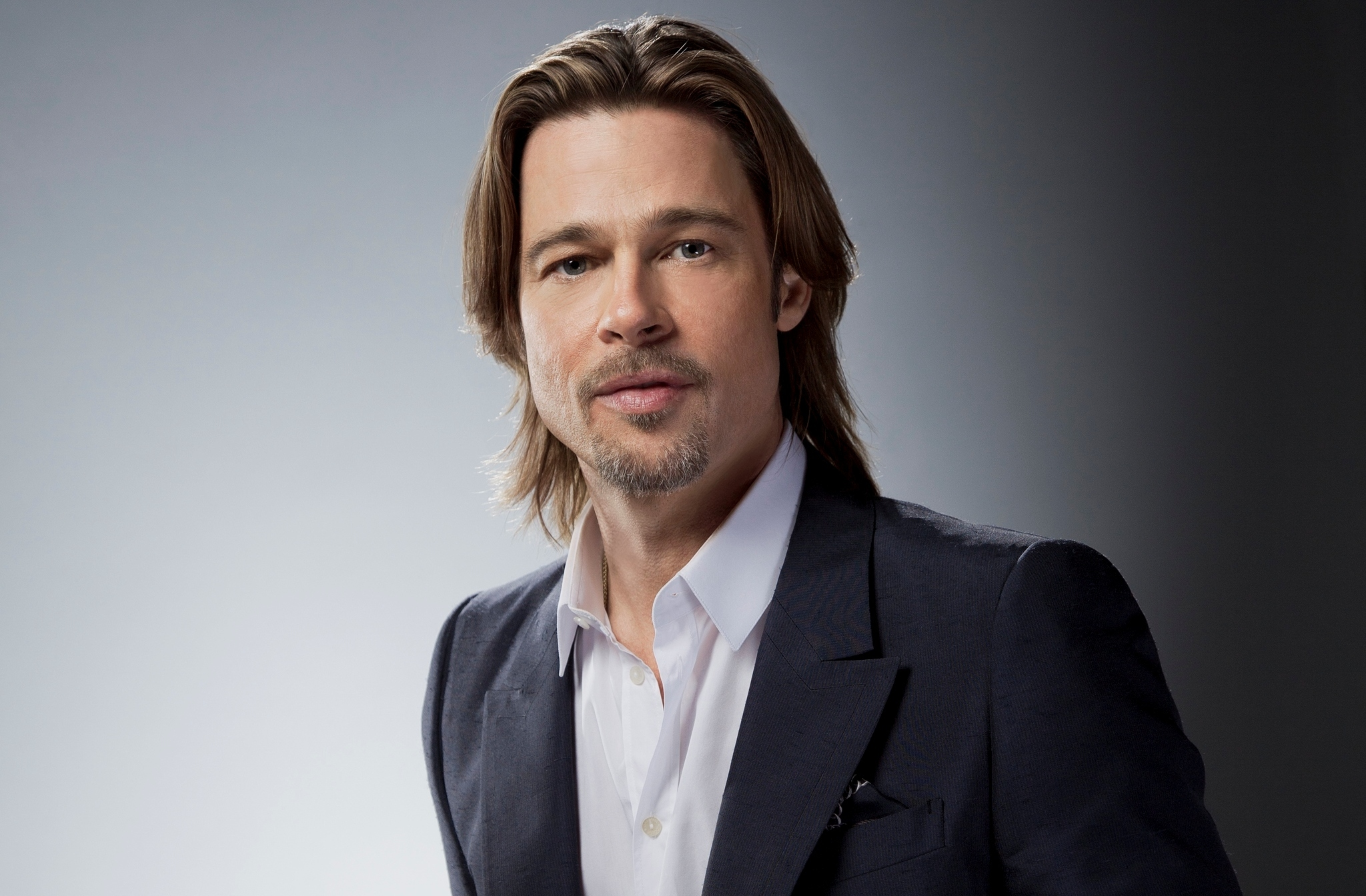 Brad Pitt Most Handsome Man 2017