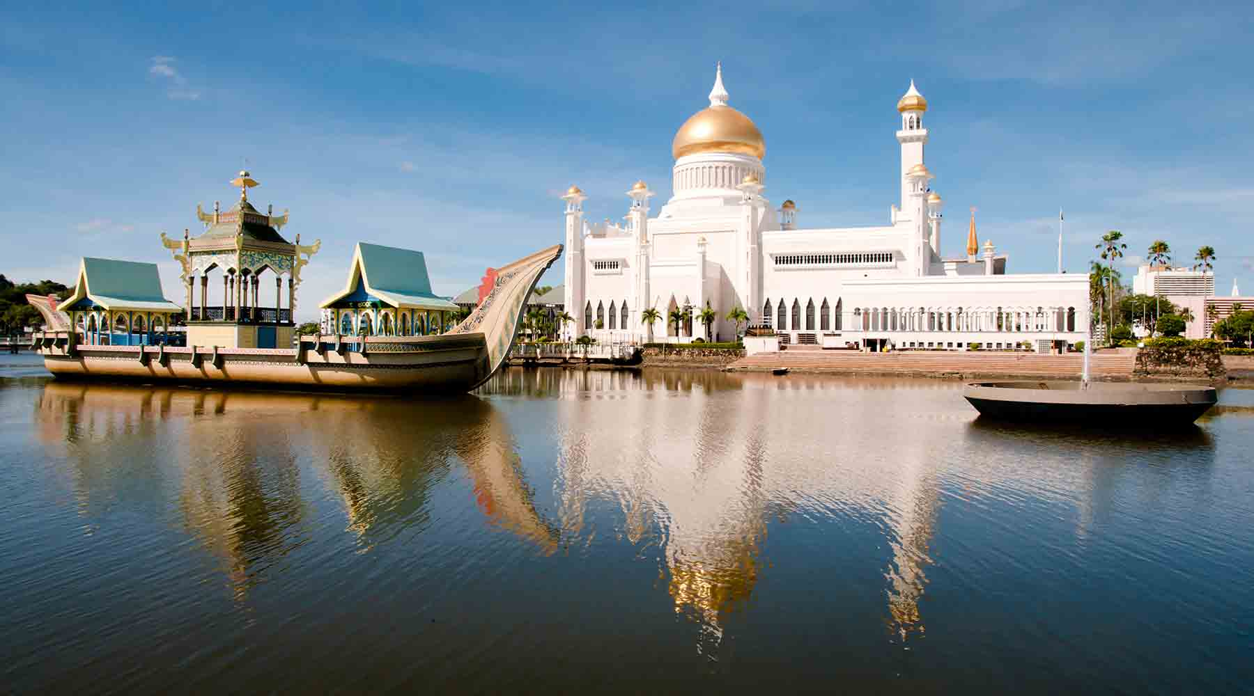 Brunei Richest Asian Countries 2017