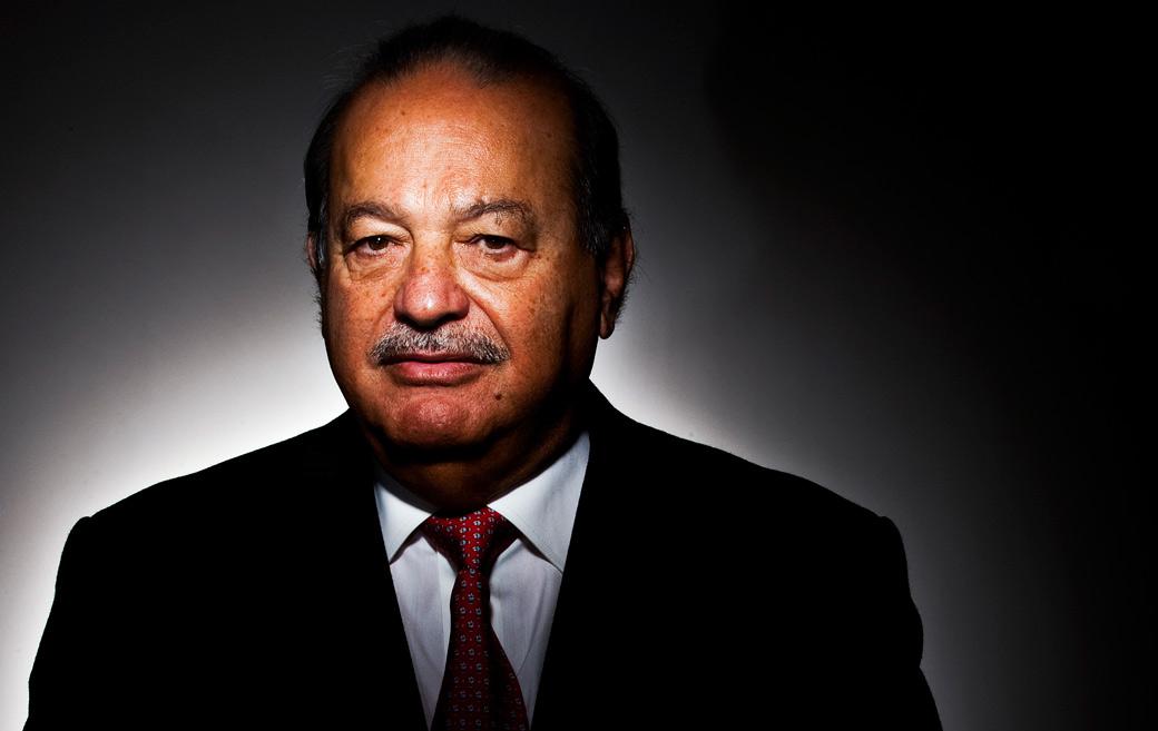 Carlos Slim Helu Richest Entrepreneurs 2017