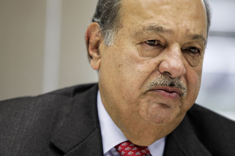Carlos Slim Richest Engineers 2017