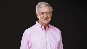 Charles Koch Richest Entrepreneurs 2016