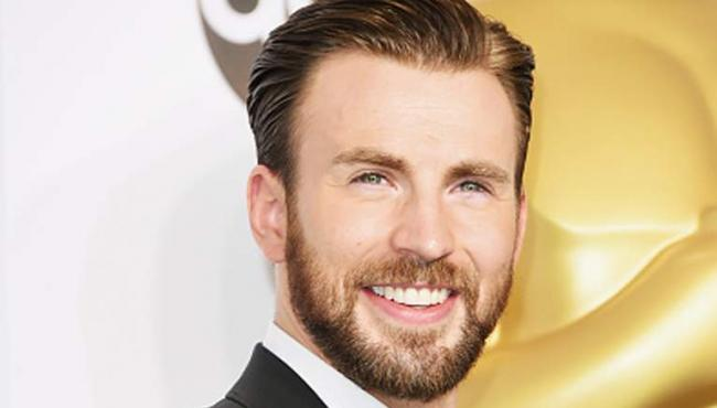 Chris Evans Most Handsome Actors 2016