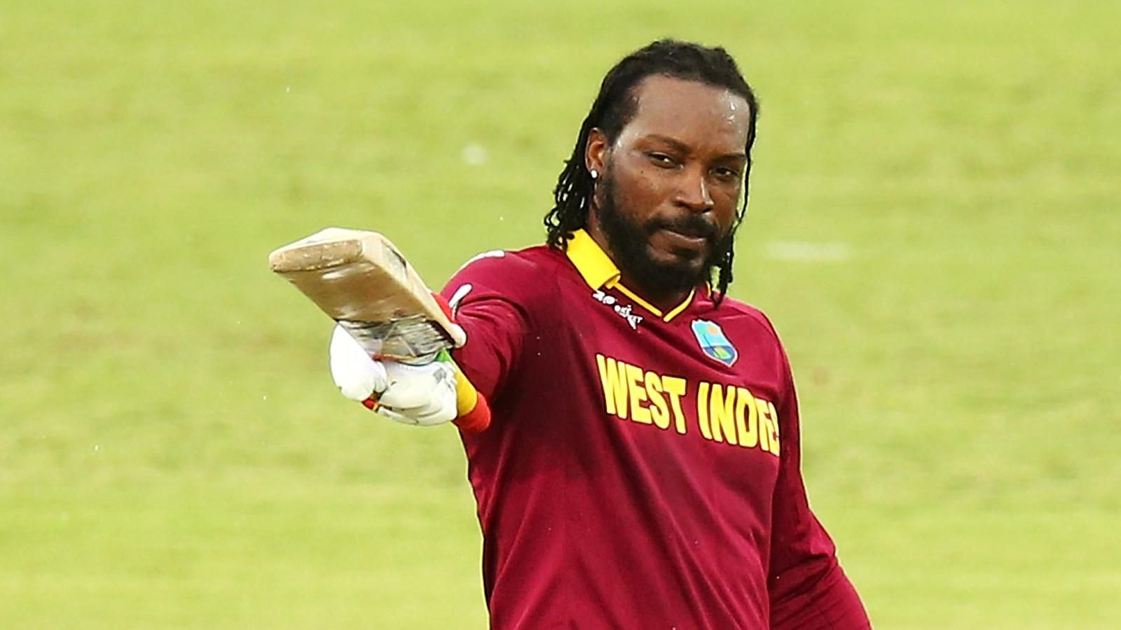 Chris Gayle - Richest Cricketers 2018