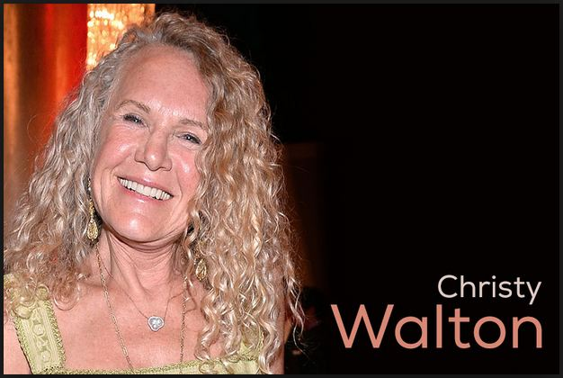 Christy Walton Richest American 2016