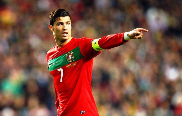 Cristiano Ronaldo Richest Athletes 2017