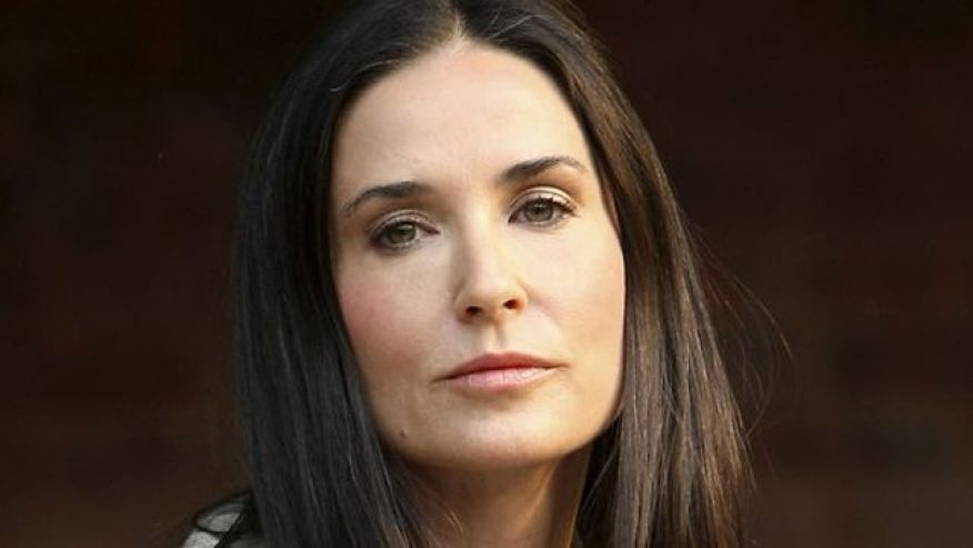 Demi Moore Richest Act...