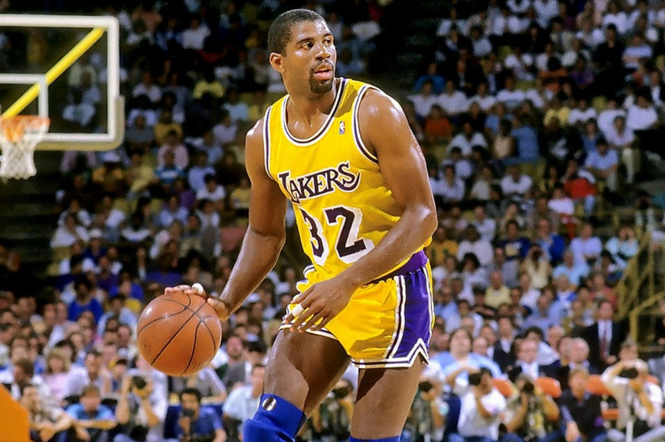 "Earvin ""Magic"" Johnson Richest African Americans 2017"