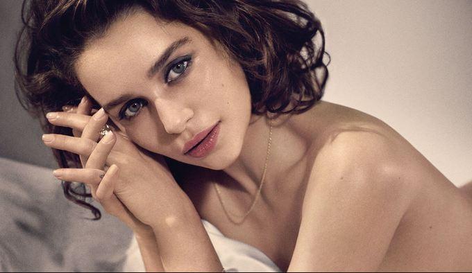 Emilia Clarke Most Beautiful Actresses 2017