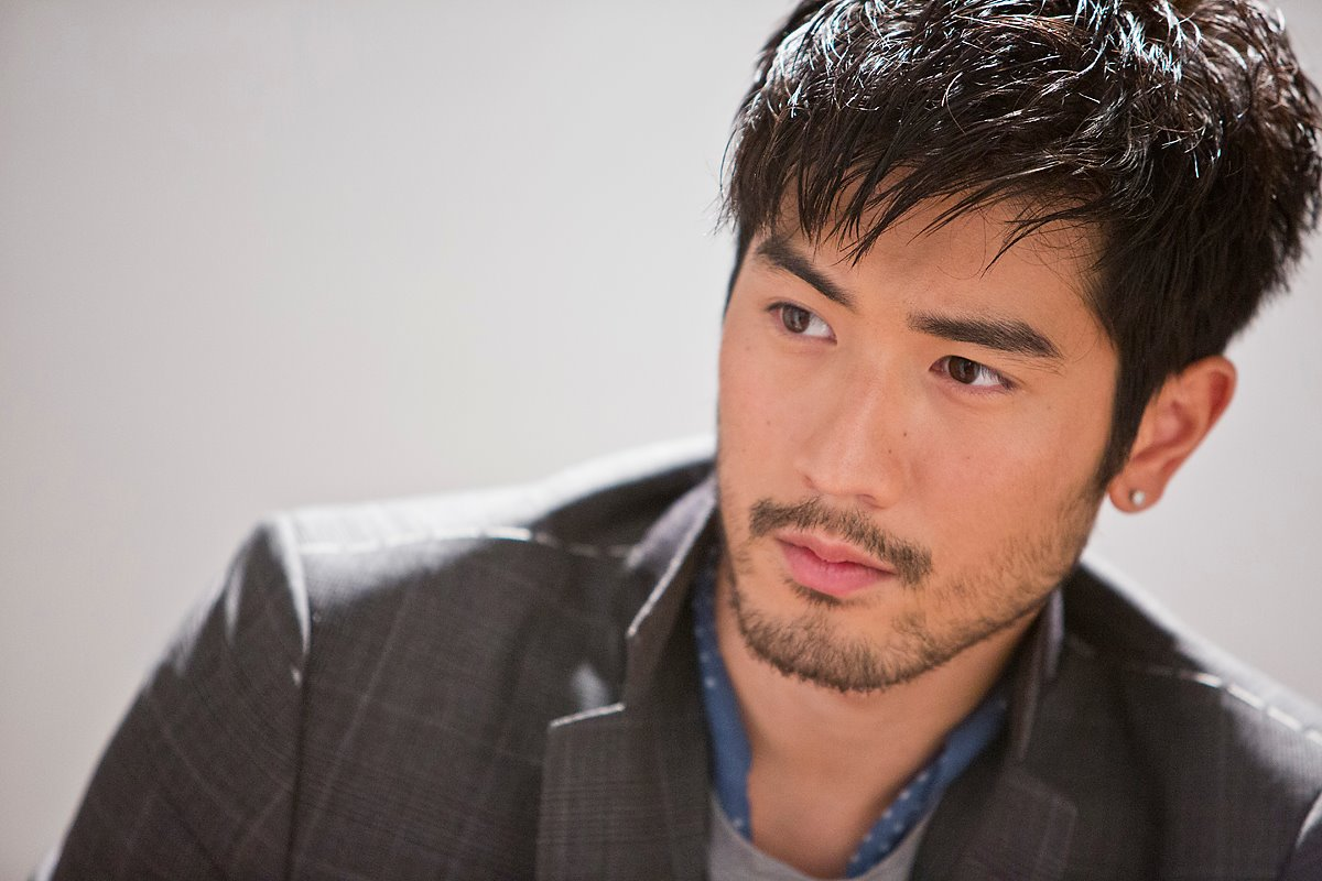 Godfrey Gao Most Handsome Man 2016