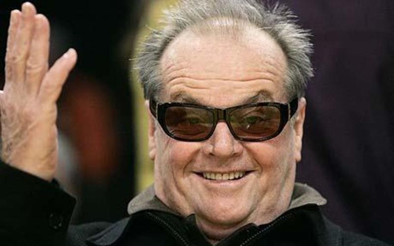Jack Nicholson - Richest Actors in the world 2018