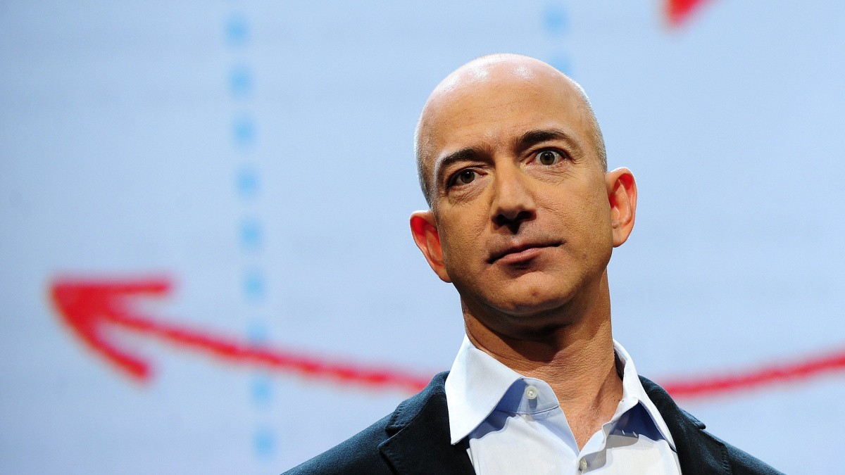 Jeff Bezos Richest Engineers 2017