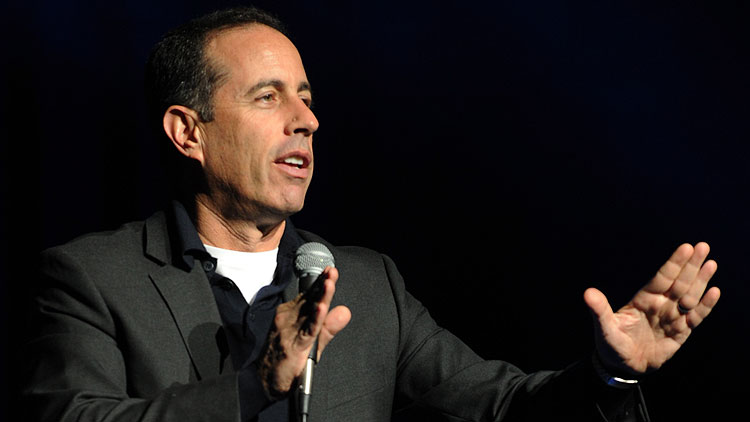 Jerry Seinfeld Richest Entertainers 2018