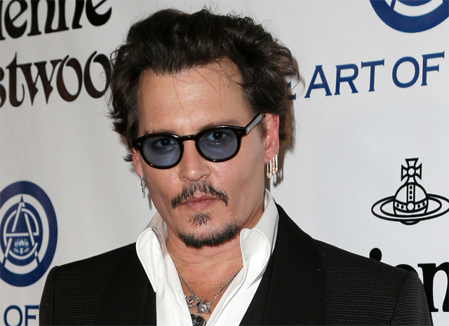 Johnny Depp Richest Actors In The World 2016