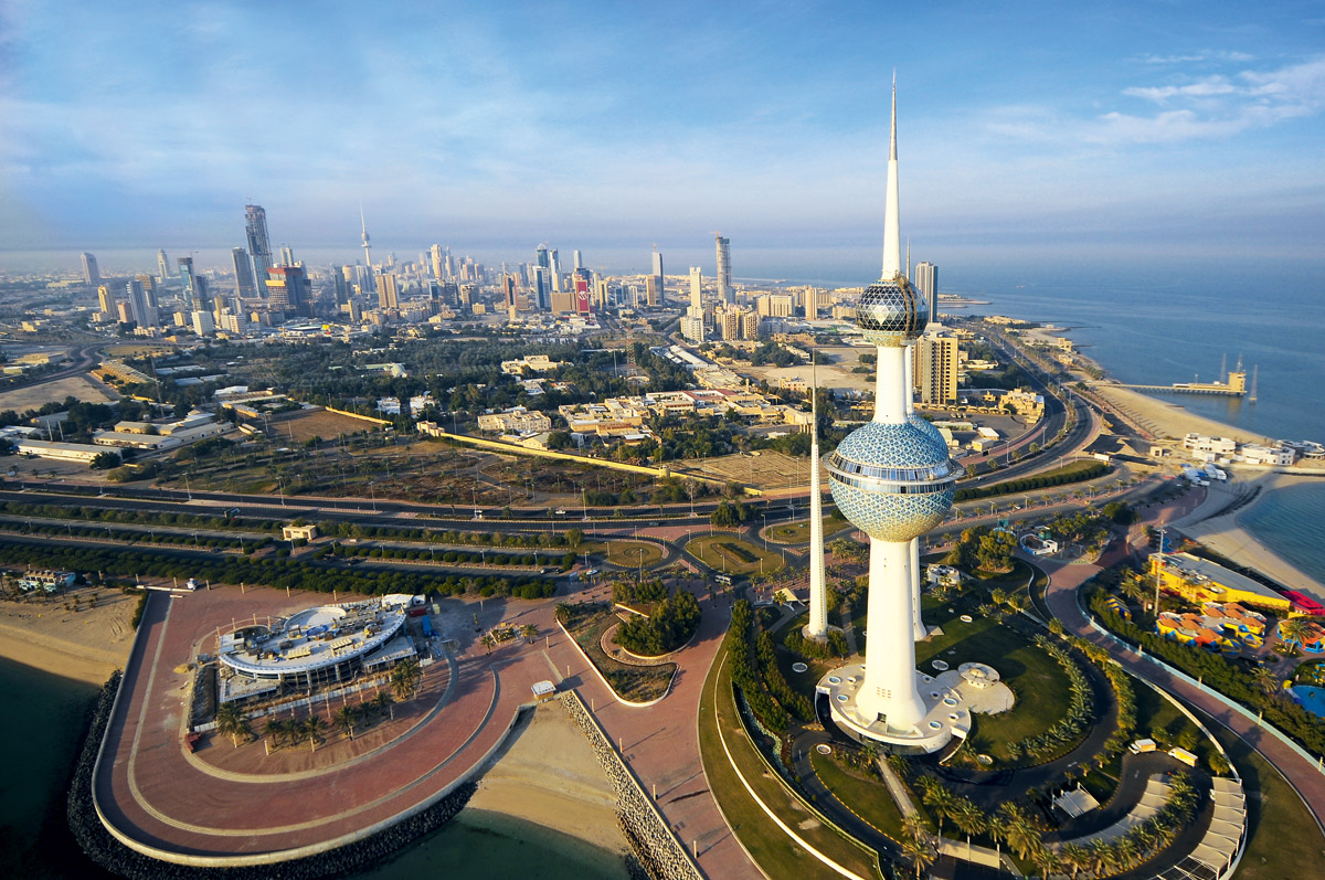 Kuwait Richest Asian Countries 2018