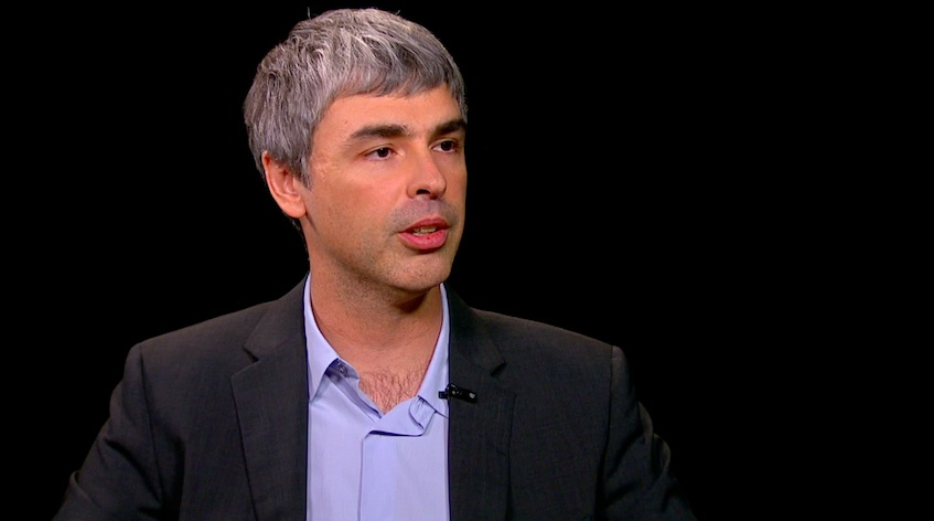 Larry Page Richest Engineers 2018