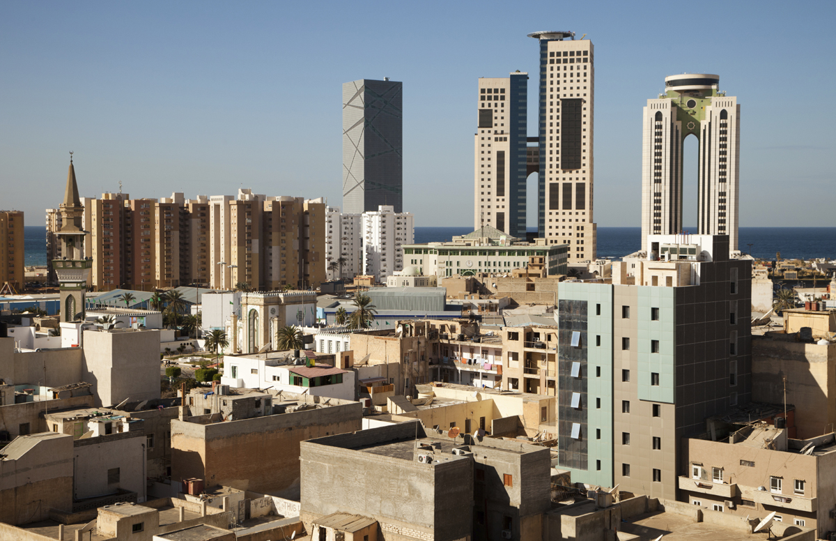Libya, Richest African Countries 2016