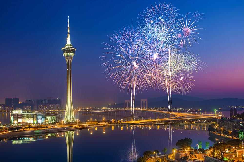 Macau Richest Asian Countries 2016