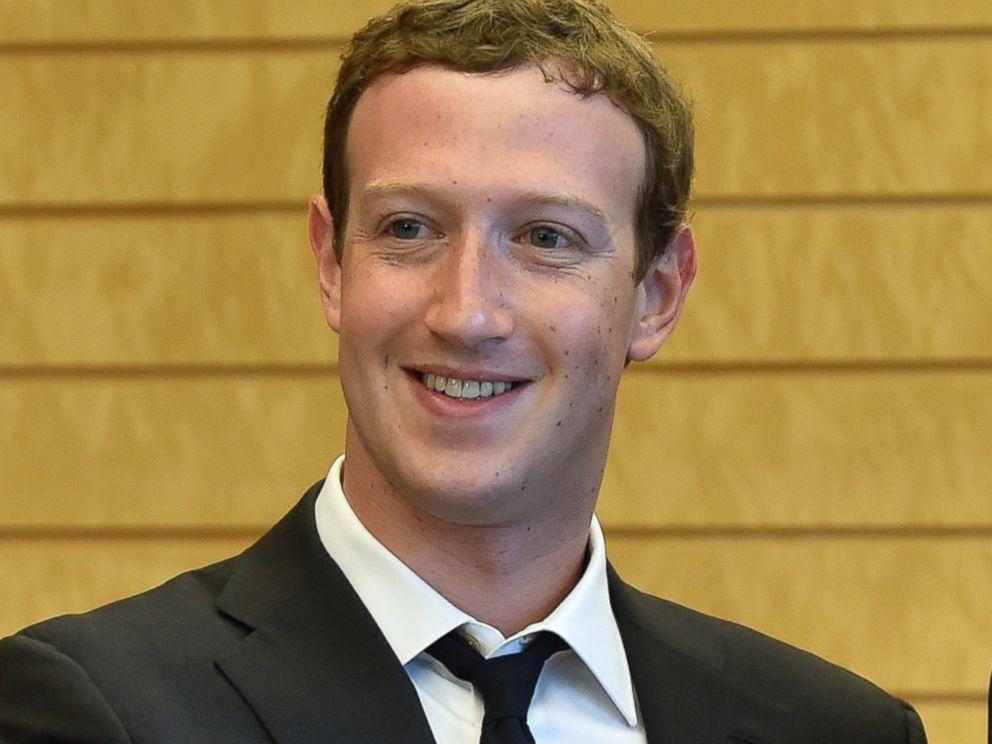 Mark Zuckerberg Richest Entrepreneurs 2017
