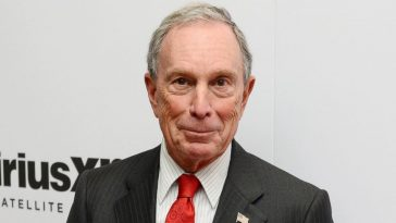 Michael Bloomberg Richest Engineers 2016