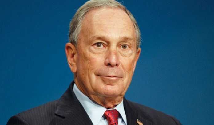 Micheal Bloomberg Richest American 2018