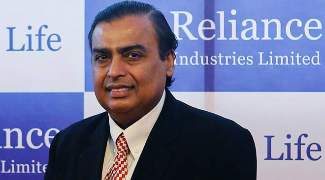 Mukesh Ambani Richest Engineers 2017