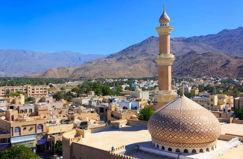 Oman Richest Arab Countries 2017