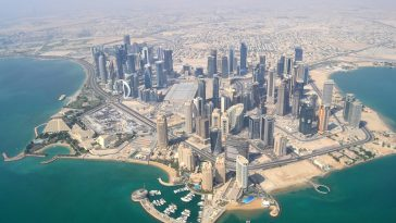 Qatar Richest Asian Countries 2018