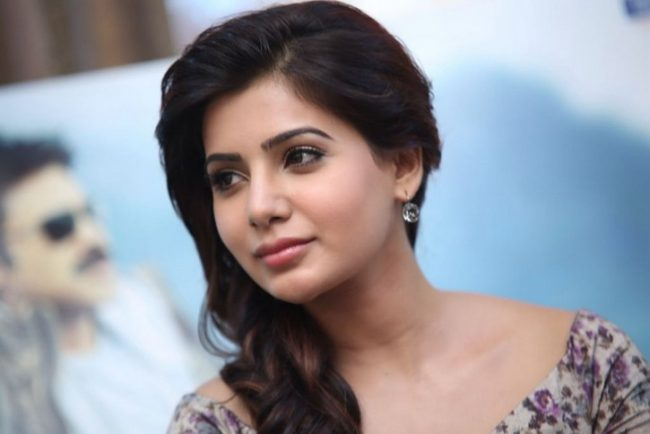 Samantha Most beautiful South Indian Actress 2017