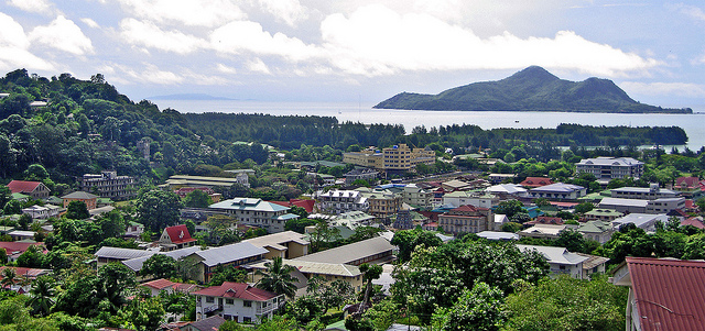 Seychelles Richest African Countries 2018