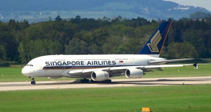 Singapore Airlines Richest Airlines 2018