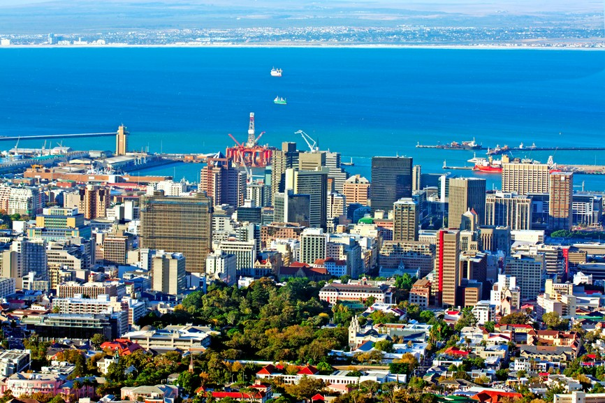 South Africa Richest African Countries 2017