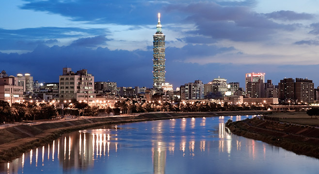 Taiwan Richest Asian Countries 2017
