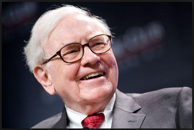 Warren Buffett Richest American 2017