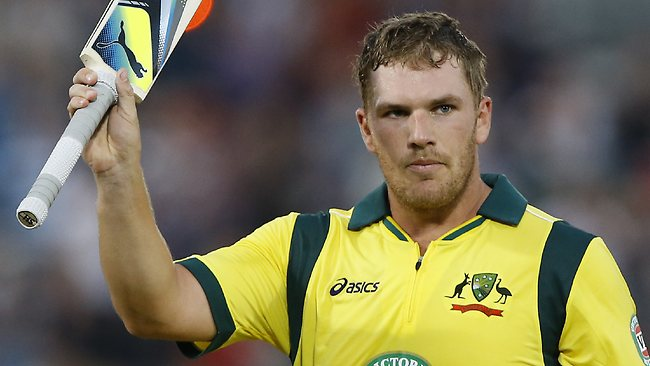 Aaron Finch Richest Cricketers in Australia 2016