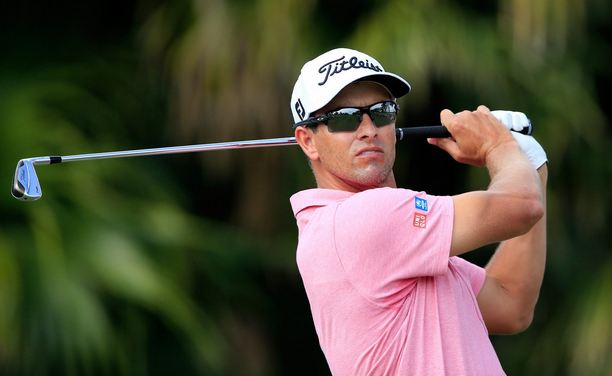 Adam Scott Richest Golfers 2016