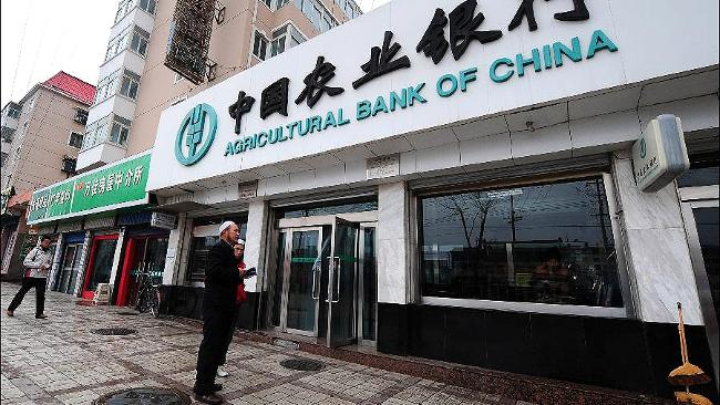 Agricultural Bank of China Largest Companies 2016