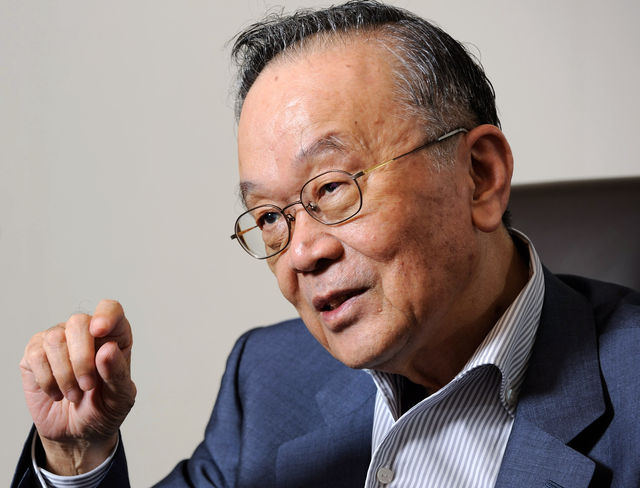 Akira Mori Richest Japanese People 2016