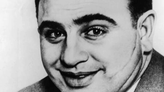 Al Capone Richest Gangsters 2016
