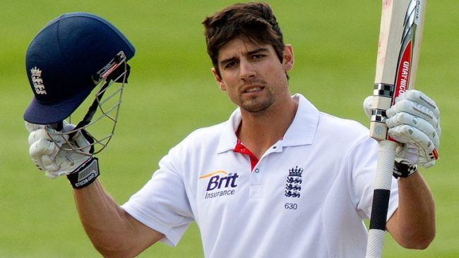 Alastair Cook Richest Cricketers in England 2016
