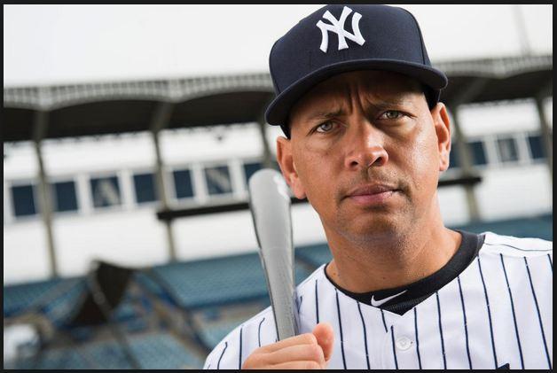 Alex Rodriguez Richest Baseball Players 2018