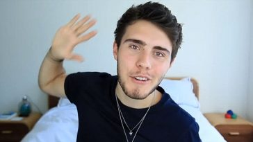 Alfie Deyes Most Handsome Authors 2018
