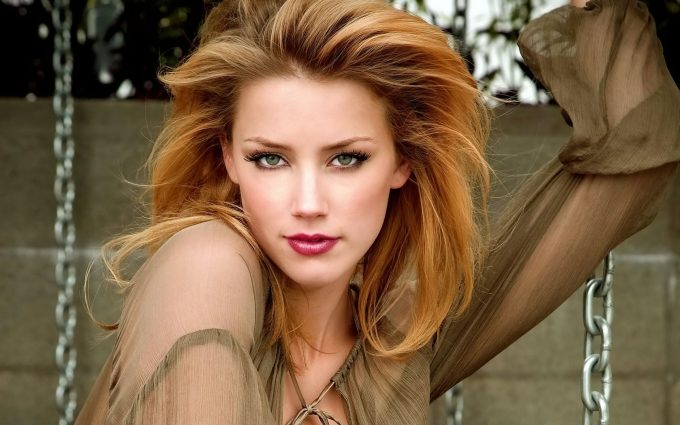 Amber Heard hottest lady