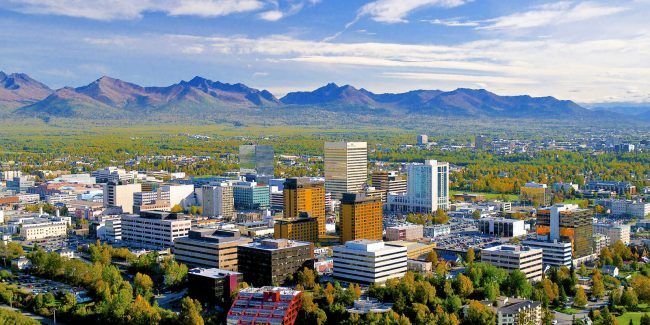 Anchorage Richest Cities In United States 2016