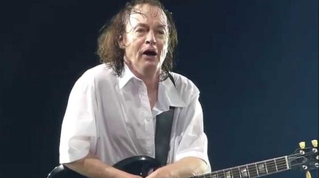 Angus Young Richest Guitarists 2016