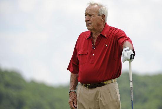 Arnold Palmer Richest Golfers 2017