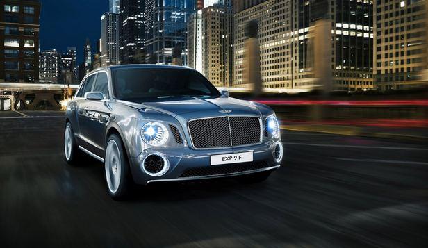 Bentley Most Expensive Car Brands 2017