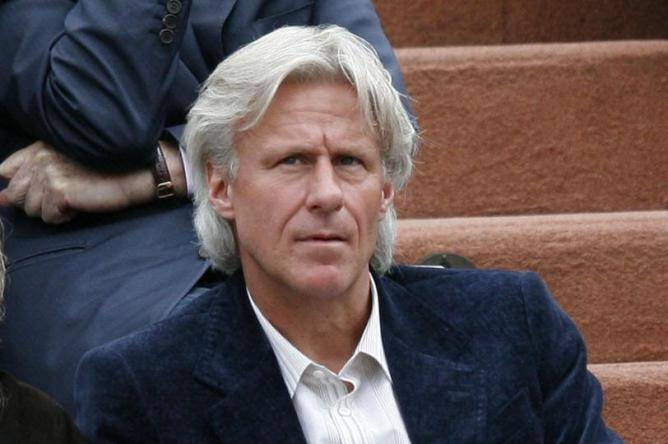 Bjorn Borg Most Handsome Athletes 2016
